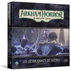 Los devoradores de sueños - Arkham Horror: El juego de cartas