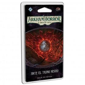 Ante el trono negro - Arkham Horror: El juego de cartas