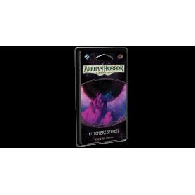 El nombre secreto - Arkham Horror: El juego de cartas