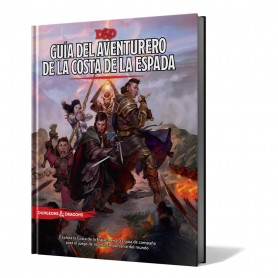 copy of D&D Dungeon Master's Guide (Guía del DM)