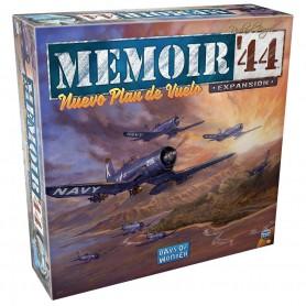 Nuevo Plan de Vuelo - Memoir '44