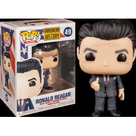 American History POP! Icons Vinyl Figura Ronald Reagan 49