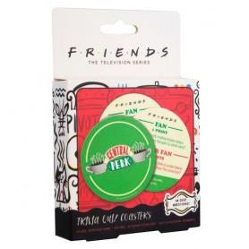 Posavasos Licencia Friends Trivial