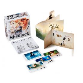 Sherlock - El Juego de Cartas