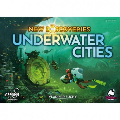 Underwater Cities: New Discoveries (Castellano)