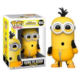 Figura POP Minions 2 Kung Fu Kevin