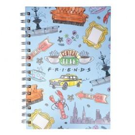 Cuaderno A5 Friends