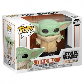 Star Wars The Mandalorian Figura POP! TV Vinyl The Child Baby Yoda 368