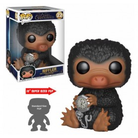 Animales fantásticos 2 Super Sized POP! Movies Vinyl Figura Niffler 22