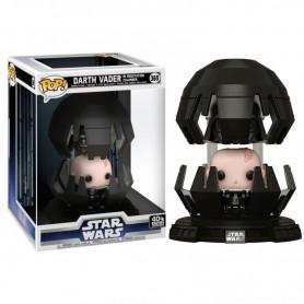Star Wars POP! Deluxe Movies Vinyl Figura Darth Vader in Meditation Chamber