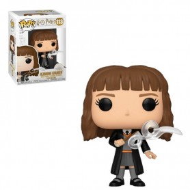 Harry Potter POP! Movies Vinyl Figura Hermione w/Feathe