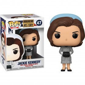 American History POP! Icons Vinyl Figura Jackie Kennedy