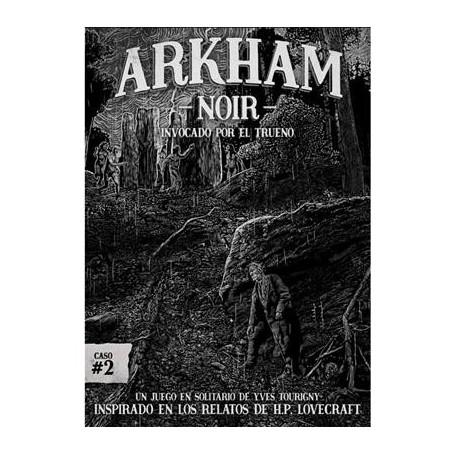 Arkham Noir 2 - Invocado por el trueno