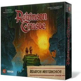 Robinson Crusoe: Relatos Misteriosos