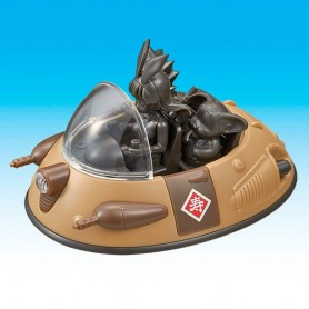 copy of Figura Bulma Capsule n9 Motorcycle Model Kit Dragon Ball Mecha Collection 8cm