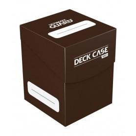 Ultimate Guard Deck Case 100+ Caja de Cartas Tamaño Estándar Marrón