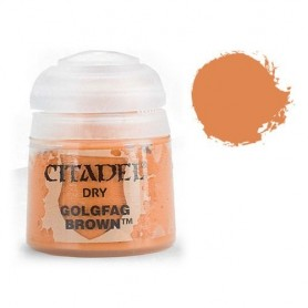Golgfag Brown Dry
