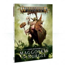 Tomo de Batalla: Maggotkin of Nurgle (Español)