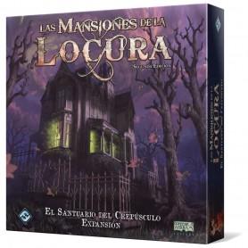 El Santuario del Crepúsculo - Las Mansiones de la Locura