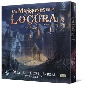 Más Allá del Umbral - Las Mansiones de la Locura