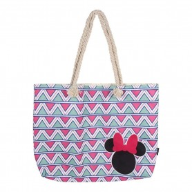 Disney Bolso de Playa Minnie Mouse