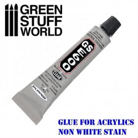 Pegamento E600 para Plasticos Acrílicos - 9ml