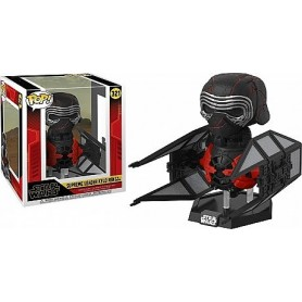 Star Wars Episode IX Figura POP! Deluxe Vinyl Supreme Leader Kylo Ren 9 cm