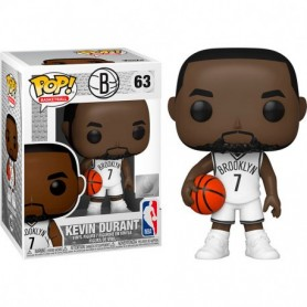 Figura POP NBA Nets Kevin Durant 63