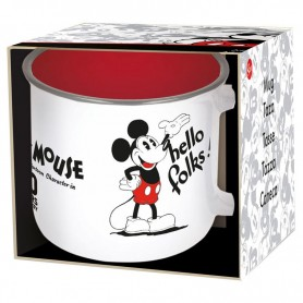 Taza Mickey 90 Disney 415ml