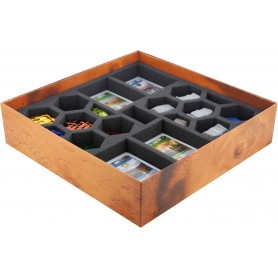 Espuma para Terraforming Mars - caja de juego de mesa