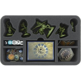 copy of HS050A009 Feldherr foam tray for Infinity The Game - 12 miniatures