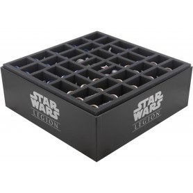 Espuma para caja Star Wars: Legion Clone Wars - Core Box