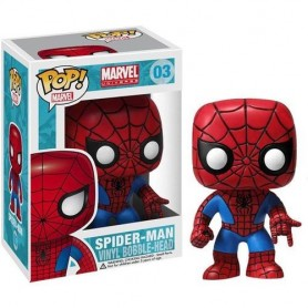 Figura Funko Pop! Vinyl Marvel Spiderman 03