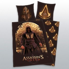 Assassin's Creed Duvet Set 135 x 200 cm / 80 x 80 cm