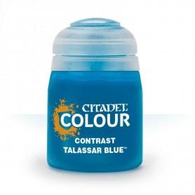 Talassar Blue Contrast