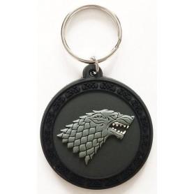 Llavero Goma Juego de Tronos Stark