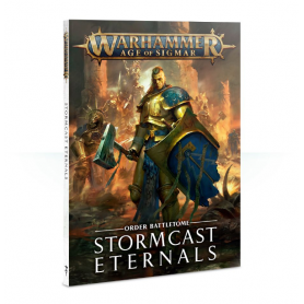 Tomo de batalla: Stormcast Eternal