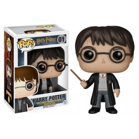 Harry Potter POP! Movies Vinyl Figura Harry Potter 01