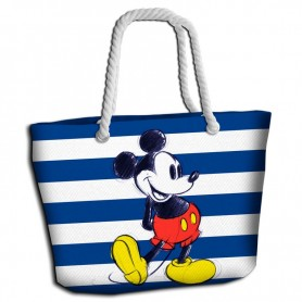 Bolsa playa Mickey Disney
