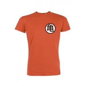 Dragonball Z Camiseta Kame Symbol