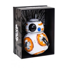 Star Wars Episode VII Peluche Black Line BB-8 25 cm