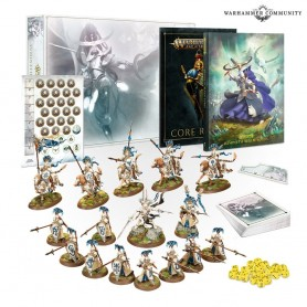 Caja de ejército Lumineth Realm-lords (Esp)