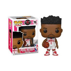 Figura POP NBA Rockets Russell Westbrook