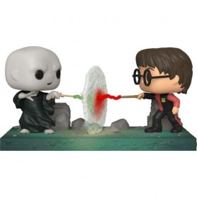 Figura POP Harry Potter Harry vs Voldemort