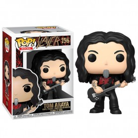 Figura POP Slayer Tom Araya