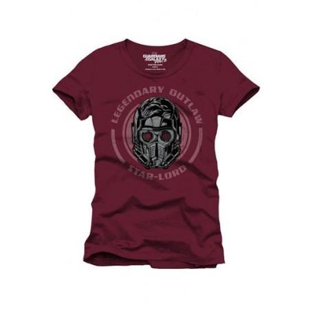 Guardianes de la Galaxia 2 Camiseta Legendary Outlaw