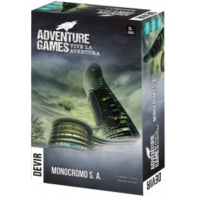 Adventure Games - Monocromo, S.A.