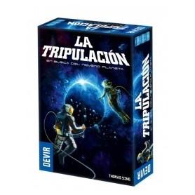 La Tripulación: En Busca Del Noveno Planeta