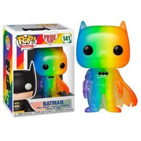 Pride 2020 DC Comics Figura POP! Heroes Vinyl Batman (RNBW) 9 cm 141