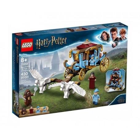 LEGO® Harry Potter™ - Carruaje de Beauxbatons: Llegada a Hogwarts™